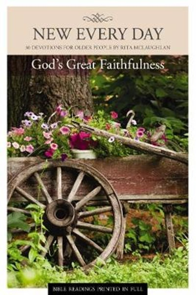 God's Great Faithfulness