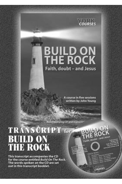 Build on the Rock Transcript