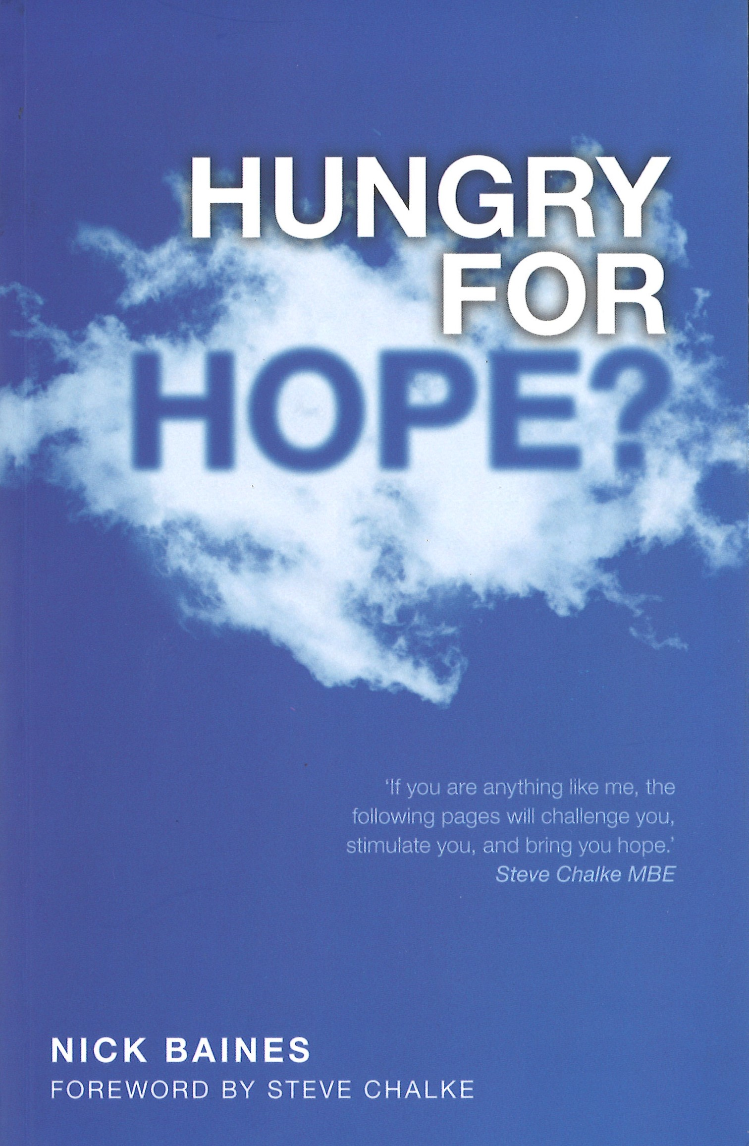 Hungry for Hope?