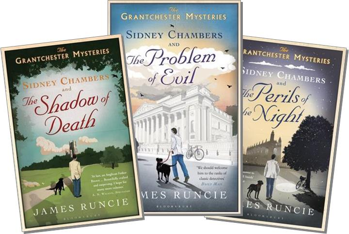 The Grantchester Mysteries: Books 1-3