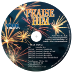 Praise Him: Songs of Praise in the New Testament (CD)