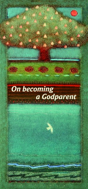 On Becoming a Godparent Card B307A
