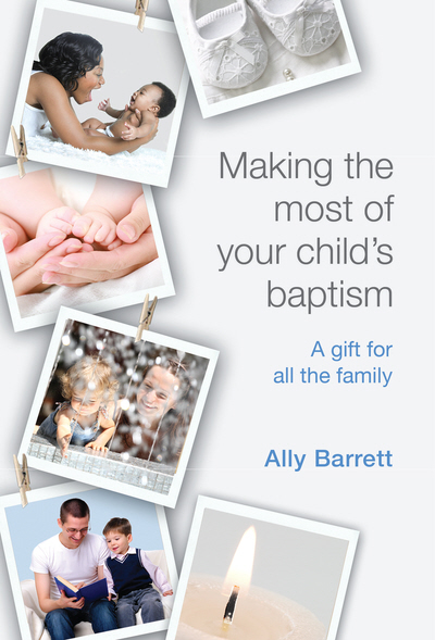 Baptism Books for Parents & Godparents