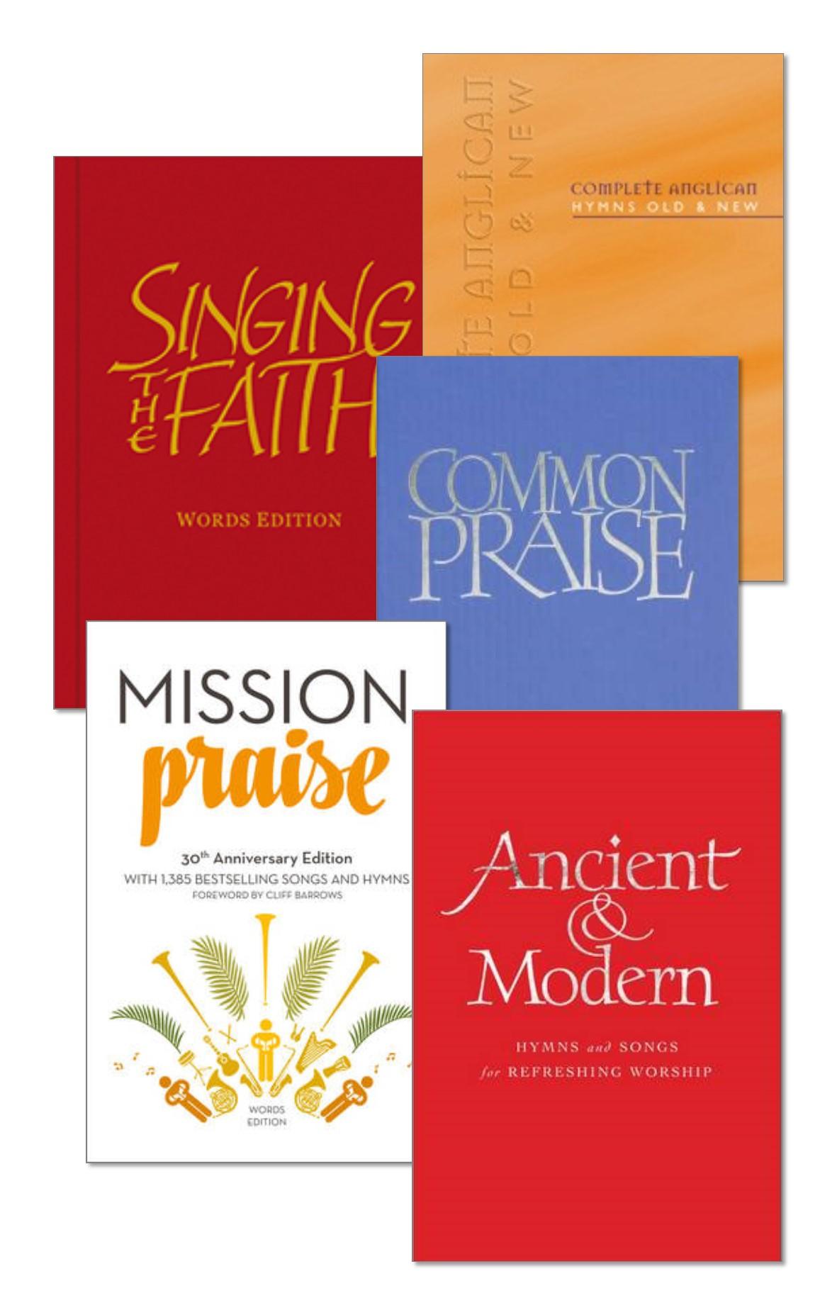 Church Hymnal Book