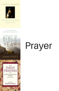 Books about Prayer