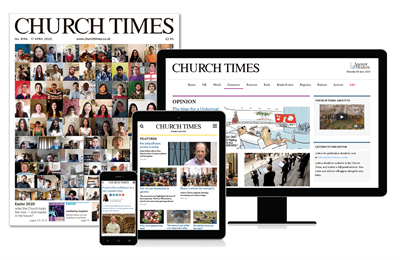 Church Times Offer
